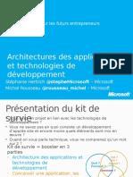 1- Coding Kit de Survie Pour Les Futures Entrepreneurs (Session 1)