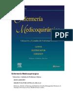 Enfermería Medicoquirúrgica 6ª Edición - Valoración y Cuidados de Problemas Clínicos - Lewis Heitkemper Dirksen - Mosby