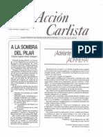 Acción Carlista 3er Trimestre 1985
