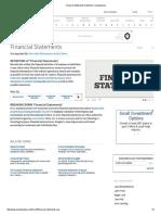 Financial Statements Definition _ Investopedia