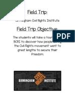 educ 414-field trip