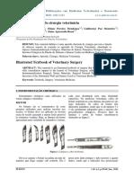 Apostila Ilustrada de Cirurgia Veterinaria