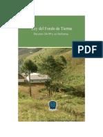 Ley Del Fondo de Tierras y Su Reforma