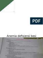 Anemia Dan Thalasemia