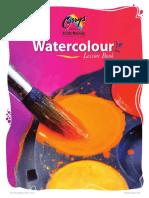 Watercolour Lesson Book