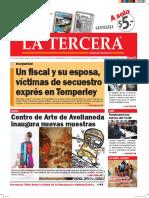 Diario La Tercera 06.05.2016