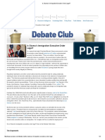 u2l8a14 - debate club - is obamas immigration executive order legal