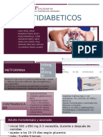 Antidiabeticos - Expo