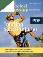 Treating Sports Injuries