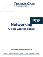 Networking (O Seu Capital Social) - TCA