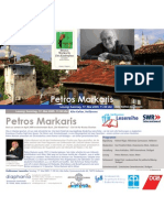 Petros Markaris liest in der Heilbronner Lesereihe