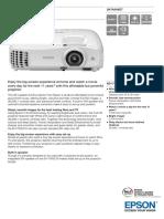 Epson-EH-TW5210-Datasheet.pdf