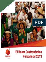 6 Boom Gastronomico