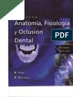 Antomia Dental y Fisiologia de La Oclusion