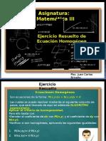 Ecuaciones Dif,