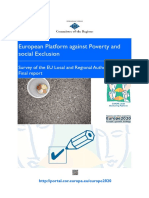 final report poverty