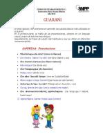Guarani Saludos - Presentaciones 2016 PDF