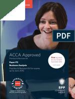 2015 BPP P3 Revision Kit