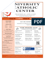 UCC Bulletin 5-08-2016