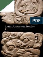 2016 Latin American Studies Catalog