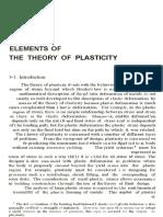 Exposicion de la teoria de la plasticidas