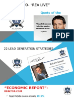 am- 22 lead generation strategies  1