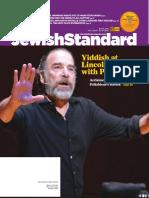 Jewish Standard, May 6, 2016