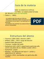 Estrucura Atomica Quimica General 2016