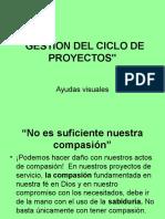 Gestión Del Ciclo de Proyectos - Benjamín Bravo