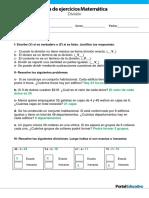 GP4 Guia Divisiones Una Cifra Respuestas
