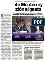 06-05-16 Promete Monterrey reducción al gasto