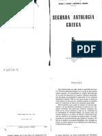 Segunda Antología Griega