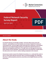 Federal Network Security Report