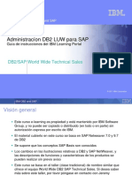 DB2 LUW Administration for SAP eLearning Spanish.pdf