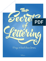 The Secrets of Lettering