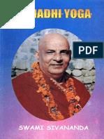 Swami Sivananda - Samadhi Yoga 4ed (2000)