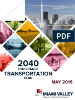 2040 Long Range Transportation Plan (2040 Plan) - MVRPC