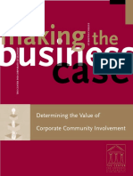 750 File Making the Business Case