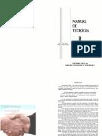 Manual de Teologia - John L. Dagg