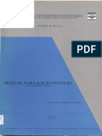 Manual para Jueces Penales - MARCOS A KOHN GALLARDO - Ano 2000 - PORTALGUARANI