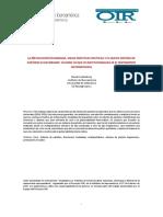 Flavia_Freidenberg Institucionalización Del Sentimiento Antipartidista