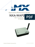 NXA-WAP250G.OperationReferenceGuide