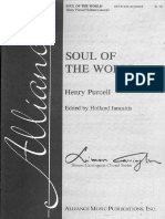 2. Purcell - Soul of the World