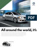 VW US Passat 2009