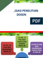 Paparan Sosialisasi Penelitian Tahun 2013.ppt