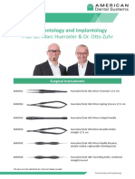 Periodontology and Implantology by Prof Dr Huerzeler and Dr Zuhr 01151