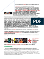 FATO 79 – ESTÁ CONSUMADO - AS METAS DOS ILLUMINATI VIRAM LEIS NO BRASIL