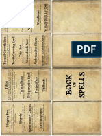 Spell Book Printable4