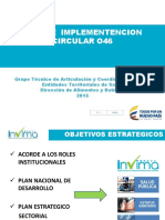 Presentación IVC 4 de Diciembre 2015 INVIMA
