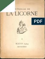 Entregas de La Licorne 3
